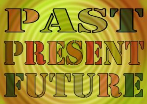 Letting go of the past, Living in the present